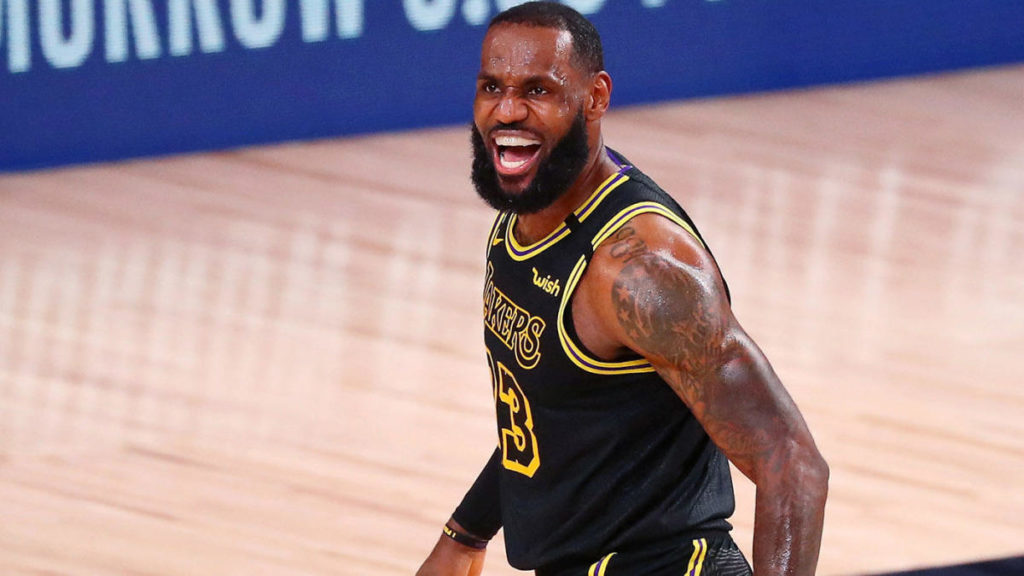 LeBron James passes Derek Fisher for most playoff wins in NBA history after 162nd career postseason victory