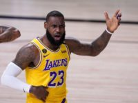 Plaschke: LeBron James deserves to be the NBA's MVP. Here's why he has every right to be mad