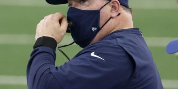 Mike McCarthy Says Cowboys' Preparation for Cardinals Was 'Our Best' This Season