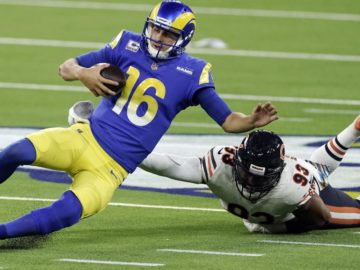 Bettor Misses Out on $1M Prize After Postgame Stat Correction on Bears Sack