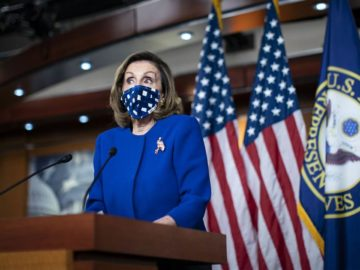 Pelosi says no Covid-19 relief l before election day, blames White House for failing 'miserably'