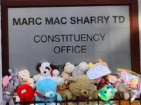 TD reveals daughter sent 'bizarre' teddy bear after Mother and Baby Home vote