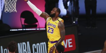 Damian Lillard Says LeBron James, Lakers Winning Title in Bubble Was 'Harder'