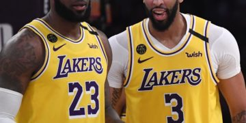 Lakers News: Latest on LeBron James' No. 23 Jersey, Anthony Davis, Quinn Cook