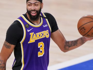Anthony Davis Says He Sought 5-Year Lakers Contract Partly Due to Injury History