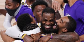 Jared Dudley: Lakers Had Title Celebrations in Las Vegas, San Diego After Bubble