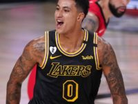 Kyle Kuzma Can't Realistically Expect 'Sizable' Contract Extension from Lakers
