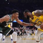 Does LeBron James' Extension Kill Lakers' Hopes for Giannis Antetokounmpo?