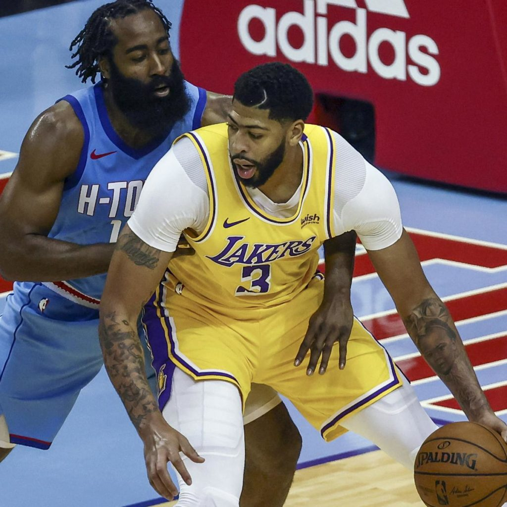 Lakers' Jared Dudley Praises Anthony Davis After Rockets Win: 'He Is the Scheme'