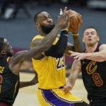 Joseph Bilgen Removed by Cops from Lakers vs. Cavs After Harassing LeBron James