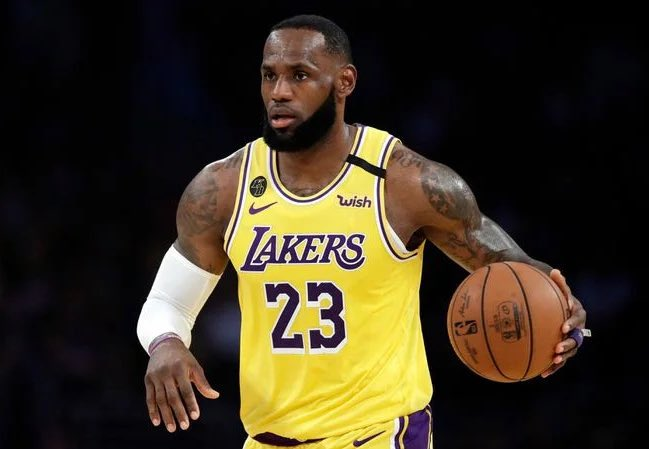 LeBron James wants to party with Joe Biden at White House