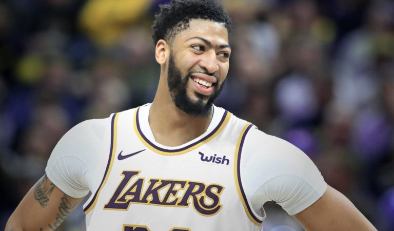 Los Angeles Lakers' Anthony Davis says he's seeking to get out of 'funk'