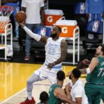 LeBron James Says Dennis Schroder, Montrezl Harrell Add to Lakers' 'Firepower'