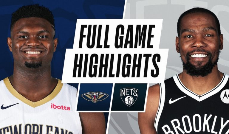 PELICANS at NETS  | FULL GAME HIGHLIGHTS | April 7, 2021