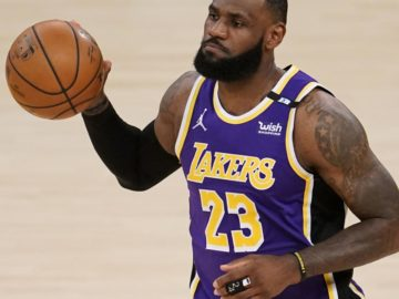LeBron James Says Creator of 'S–t' NBA Play-In Tournament 'Needs to Be Fired'