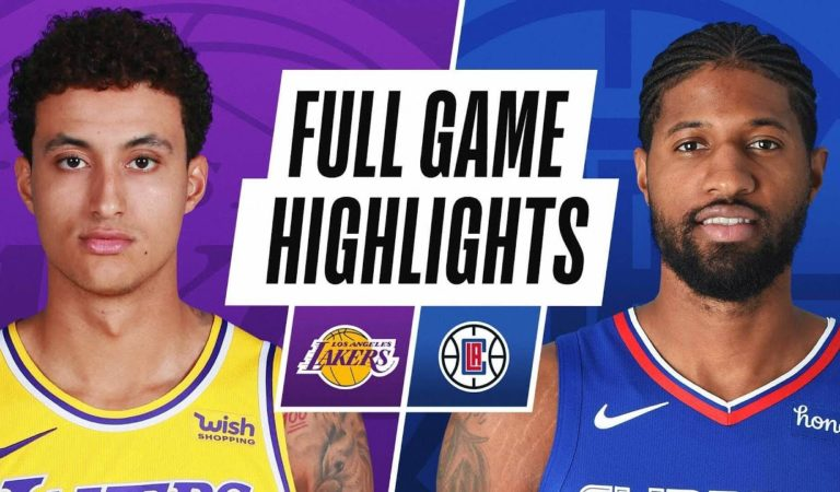 LAKERS at CLIPPERS   FULL GAME HIGHLIGHTS   May 6, 2021