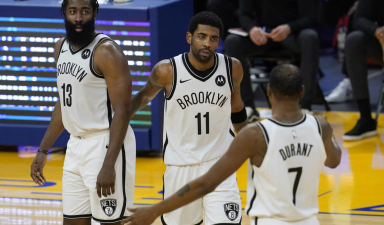 Nets, Lakers, Warriors favorites to win 2022 NBA title